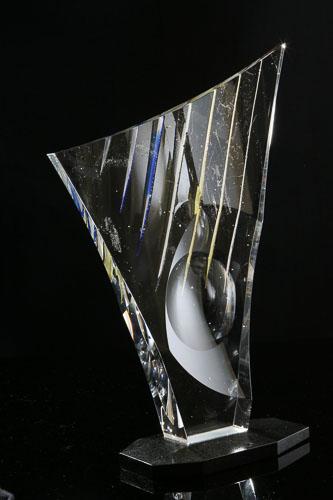 Harfa XI., r. 2008, 41 x 27 x 12 cm-2