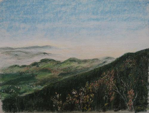 Horehronie, 2011, 50 x 65 cm
