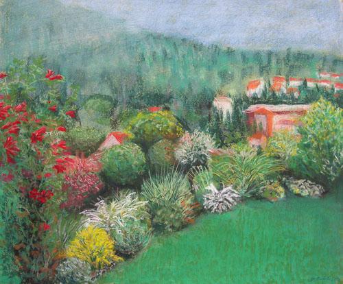 Kremnické záhrady, 2012