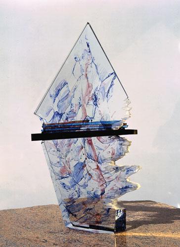 Strom, r. 1997, 48 x 23 x 7 cm