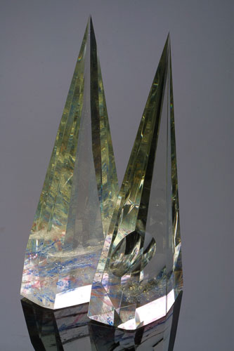 Veľká regata I., II., r. 2003, v. 51 cm