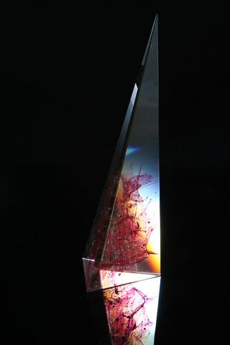 Veža, r. 1995, v 51 x 15 x 12 cm