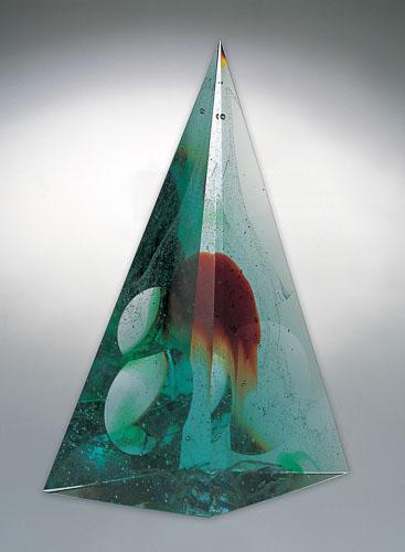 Vesmírna regata – Medúza, r. 2005, 38 x 26 x 12 cm
