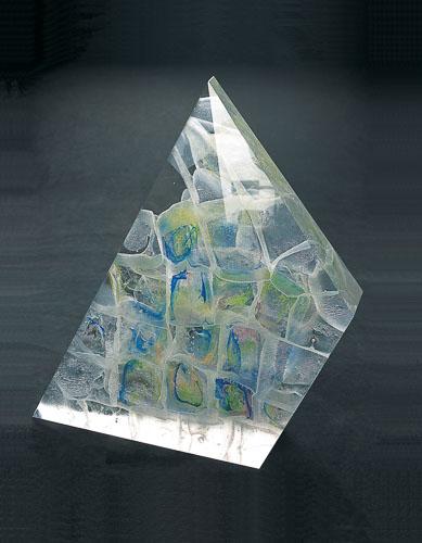 Zrod života r. 2004, 47 x 41 x 8 cm